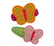 Butterfly Felt Clippies - Set of two clippies
